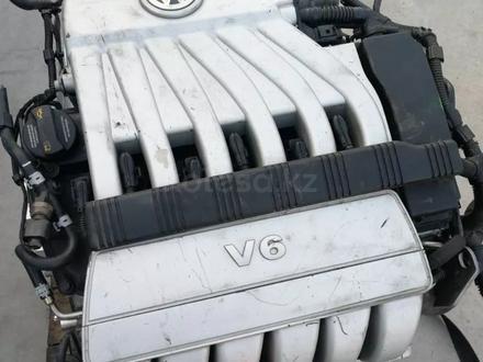 Двигатель 3.2 AXZ за 500 000 тг. в Алматы