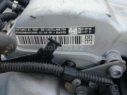 Двигатель 3.2 AXZ за 500 000 тг. в Алматы – фото 3