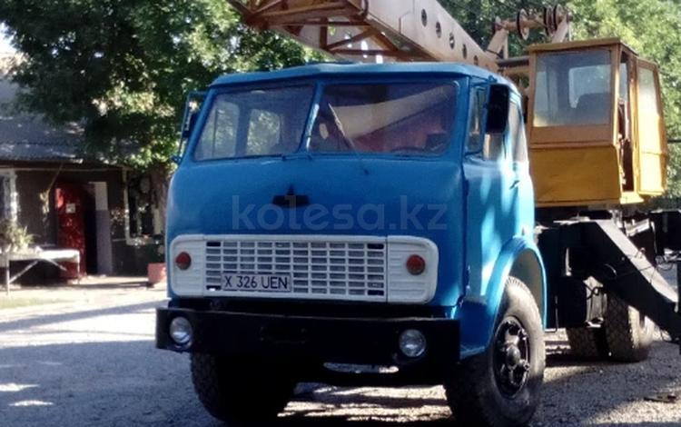 МАЗ  5334 СМК 101 1992 года за 3 000 000 тг. в Шымкент