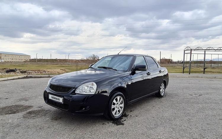 ВАЗ (Lada) Priora 2170 (седан) 2014 года за 2 200 000 тг. в Тараз