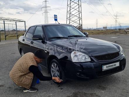 ВАЗ (Lada) Priora 2170 (седан) 2014 года за 2 200 000 тг. в Тараз – фото 9