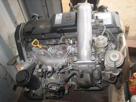 Двигатель 1kz за 1 200 тг. в Алматы