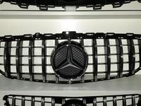 Решотка радиатора C Class W 205 GT Style за 90 000 тг. в Алматы