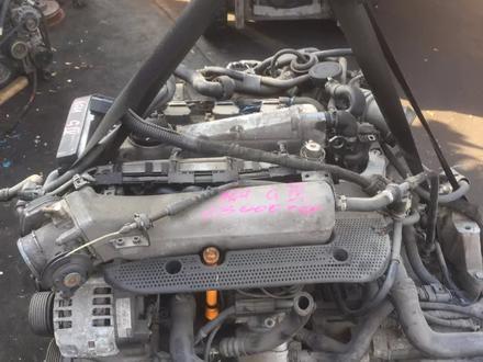 Двигатель на Фольцваген Гольф4 2.0 турбо AGU 1997-2004г.в за 240 000 тг. в Алматы
