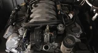 Двигатель м113 5.0 на Mercedes-Benz за 9 999 тг. в Алматы