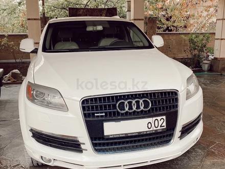 Audi Q7 2007 года за 6 500 000 тг. в Алматы
