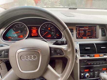 Audi Q7 2007 года за 6 500 000 тг. в Алматы – фото 4