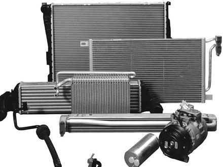 Радиатор охлаждения Subaru Forester III 2.0-2.5L за 39 000 тг. в Алматы