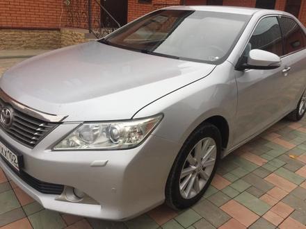 Toyota Camry 2012 года за 6 500 000 тг. в Актобе