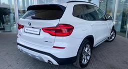 BMW X3 2018 года за 22 500 000 тг. в Алматы – фото 4