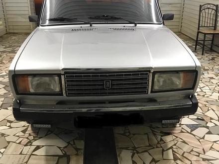 ВАЗ (Lada) 2107 2011 года за 850 000 тг. в Шетпе – фото 2