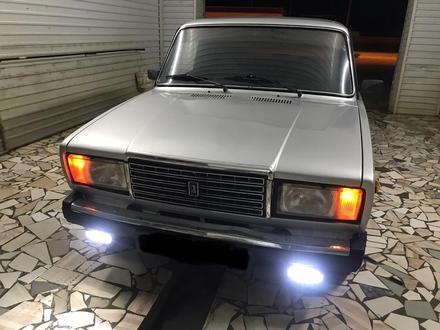 ВАЗ (Lada) 2107 2011 года за 850 000 тг. в Шетпе – фото 3