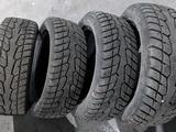 Зимние шипованные шины комплект. за 60 000 тг. в Темиртау – фото 5