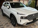 Hyundai Santa Fe 2021 года за 19 700 000 тг. в Шымкент