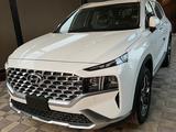 Hyundai Santa Fe 2021 года за 19 700 000 тг. в Шымкент – фото 2