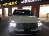 Hyundai Santa Fe 2021 года за 19 700 000 тг. в Шымкент – фото 4