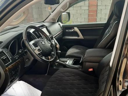 Toyota Land Cruiser 2014 года за 17 000 000 тг. в Шымкент – фото 4