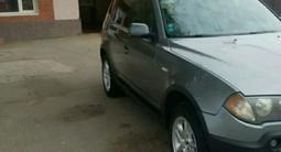 BMW X3 2004 года за 3 800 000 тг. в Аксай