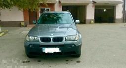 BMW X3 2004 года за 3 800 000 тг. в Аксай – фото 4