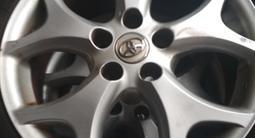 Диски 17 на Тойота, с летней резиной 215/60/17 за 170 000 тг. в Алматы
