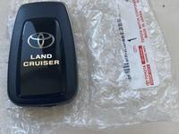 Ключ зажигание Toyota Land Cruiser Prado за 100 000 тг. в Уральск