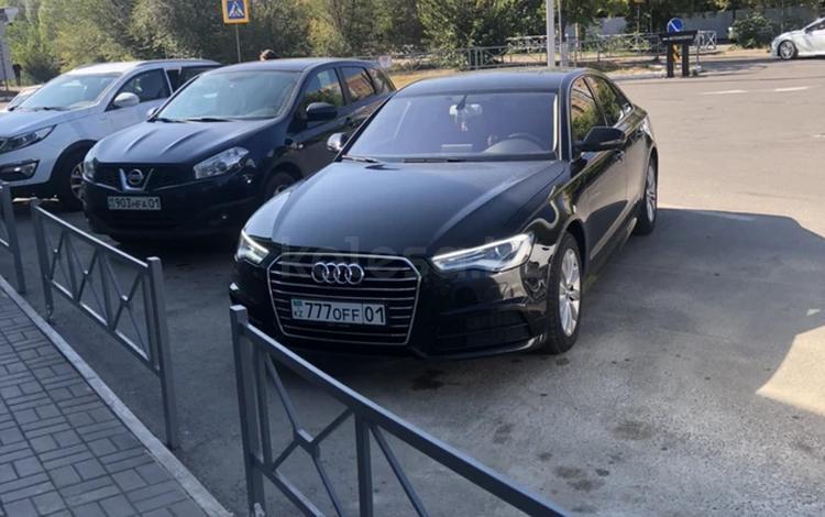 Audi A6 2018 года за 13 500 000 тг. в Нур-Султан (Астана)
