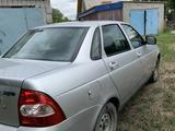 ВАЗ (Lada) Priora 2170 (седан) 2012 года за 1 800 000 тг. в Семей – фото 4