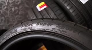 Шины Michelin 255/40-295/35r20 на Porsche Panamera/S-class s6.3 за 480 000 тг. в Алматы