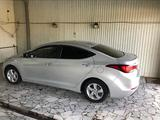 Hyundai Elantra 2015 года за 5 500 000 тг. в Актобе – фото 4