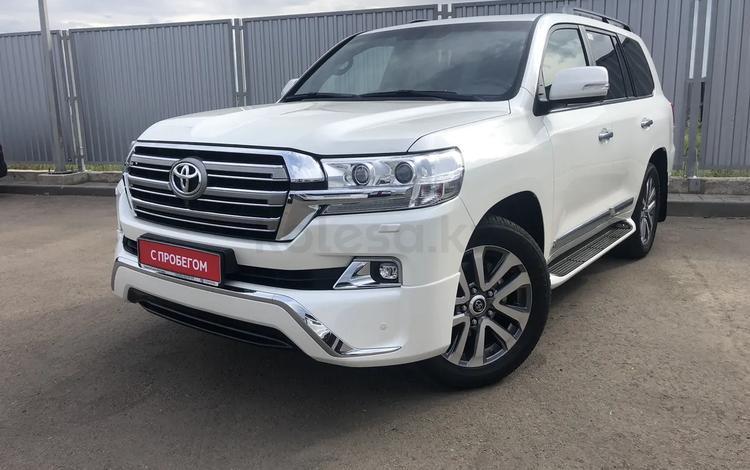 Toyota Land Cruiser 2018 года за 32 000 999 тг. в Нур-Султан (Астана)
