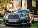 Bentley Continental GT 2014 года за 29 000 000 тг. в Алматы