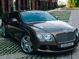 Bentley Continental GT 2014 года за 29 000 000 тг. в Алматы – фото 4