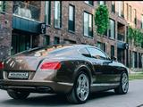 Bentley Continental GT 2014 года за 29 000 000 тг. в Алматы – фото 5