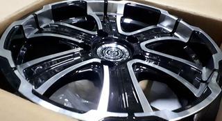 Новые диски NiVA URBAN 17/5/139.7/7, 5J ET35, CV98.5. за 220 000 тг. в Нур-Султан (Астана)