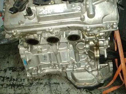 Двигатель 2gr 3.5 за 630 000 тг. в Алматы – фото 3