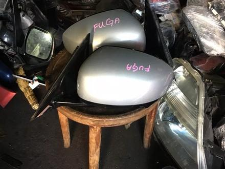 Боковое зеркало Nissan Fugа за 40 000 тг. в Алматы – фото 3