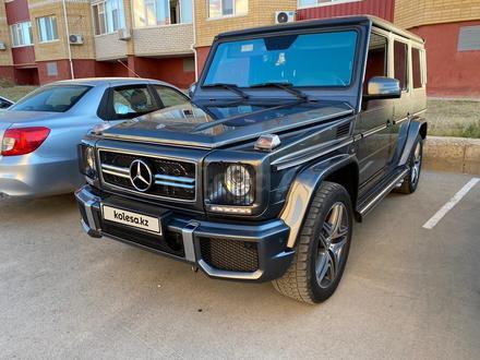 Mercedes-Benz G 63 AMG 2013 года за 25 000 000 тг. в Нур-Султан (Астана) – фото 11
