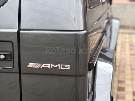 Mercedes-Benz G 63 AMG 2013 года за 25 000 000 тг. в Нур-Султан (Астана) – фото 4
