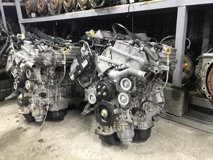 Мотор 2gr-fe двигатель toyota estima 3.5л (тойота эстима) за 45 123 тг. в Алматы