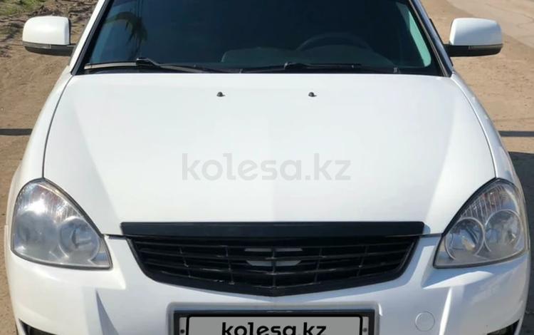 ВАЗ (Lada) 2170 (седан) 2014 года за 1 600 000 тг. в Уральск