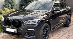 BMW X4 2018 года за 25 900 000 тг. в Алматы – фото 3