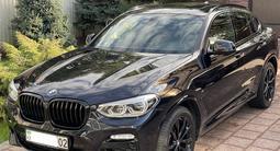 BMW X4 2018 года за 25 900 000 тг. в Алматы – фото 4