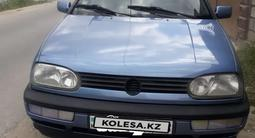 Volkswagen Golf 1994 года за 1 650 000 тг. в Тараз – фото 2