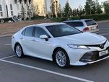 Toyota Camry 2018 года за 12 700 000 тг. в Нур-Султан (Астана) – фото 3