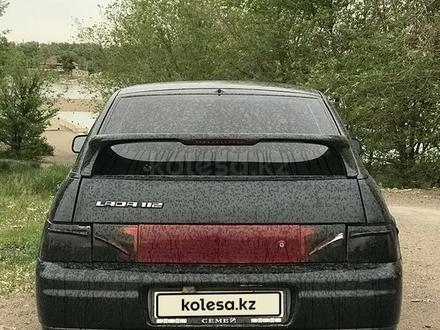 ВАЗ (Lada) 2112 (хэтчбек) 2006 года за 1 200 000 тг. в Семей – фото 2