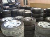 Оригинальные диски и резина от r14 до r20 в Алматы – фото 4