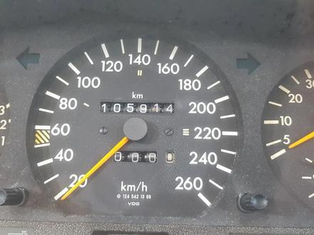 Приборная панель на Mercedes-Benz W124 E420 за 120 856 тг. в Владивосток – фото 11