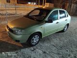 ВАЗ (Lada) Kalina 1118 (седан) 2006 года за 1 000 000 тг. в Кызылорда – фото 4