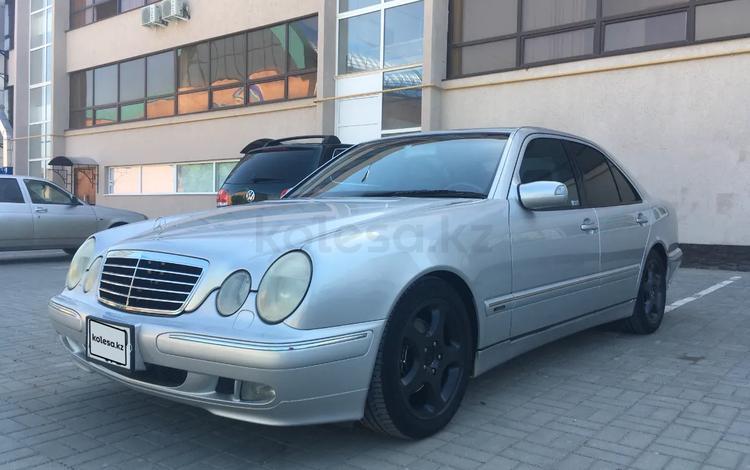 Mercedes-Benz E 320 2001 года за 4 199 000 тг. в Актобе