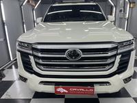 Toyota Land Cruiser 2021 года за 63 000 000 тг. в Алматы